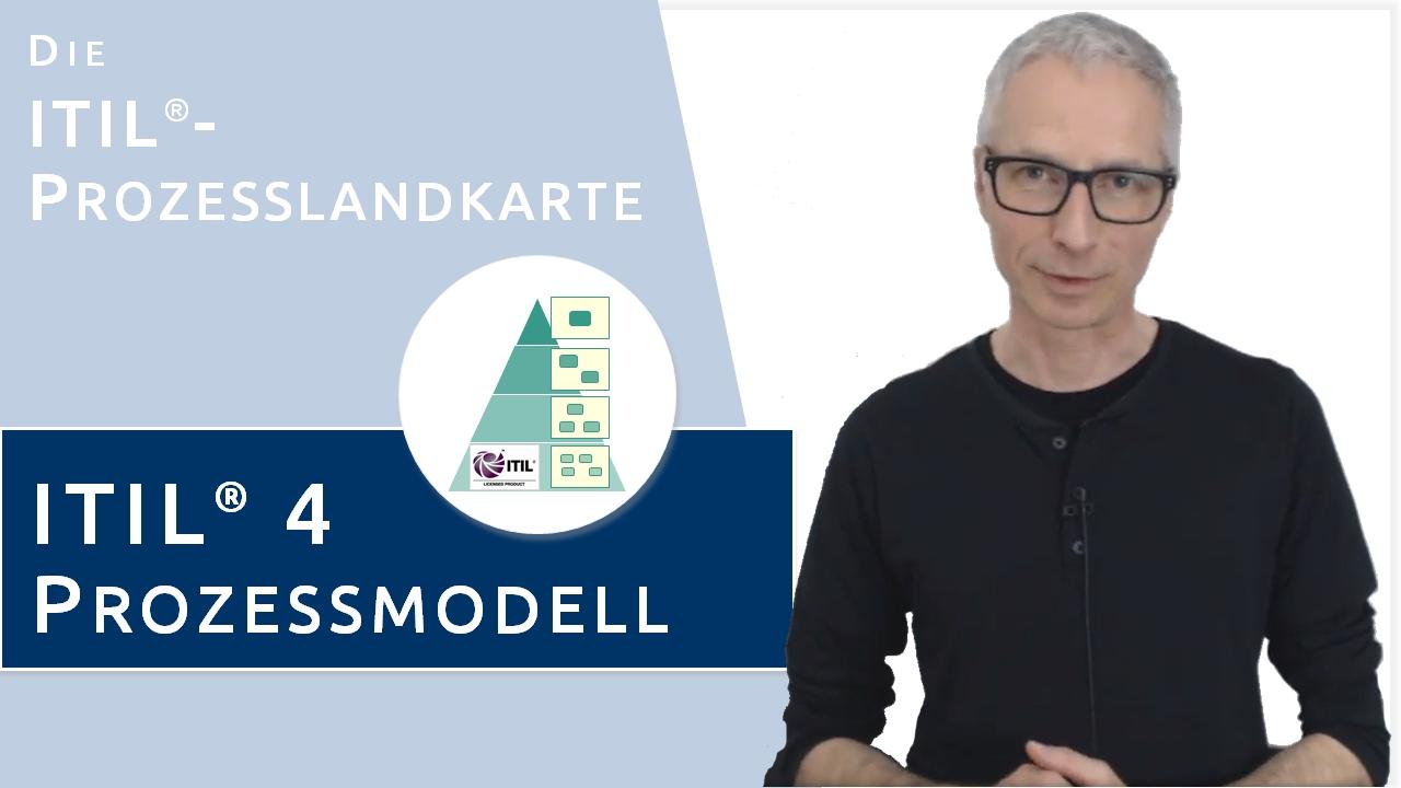 Prozess-Vorlagen für ITIL 4 (Video). Mit dem Erscheinen von ITIL 4 (02/2019) weiterhin gültig: Die ITIL4-Prozesslandkarte.