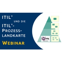 On-Demand-Webinar zur ITIL-Prozesslandkarte