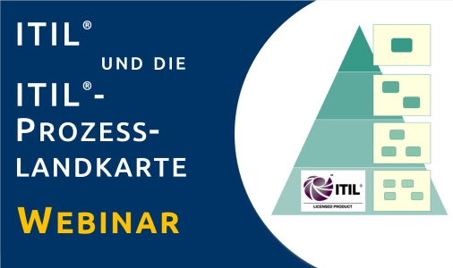 Webinar: Die ITIL-Prozesslandkarte